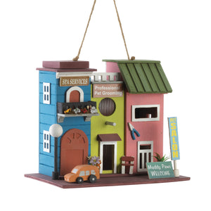 Songbird Valley Pet Salon Birdhouse - 10018895