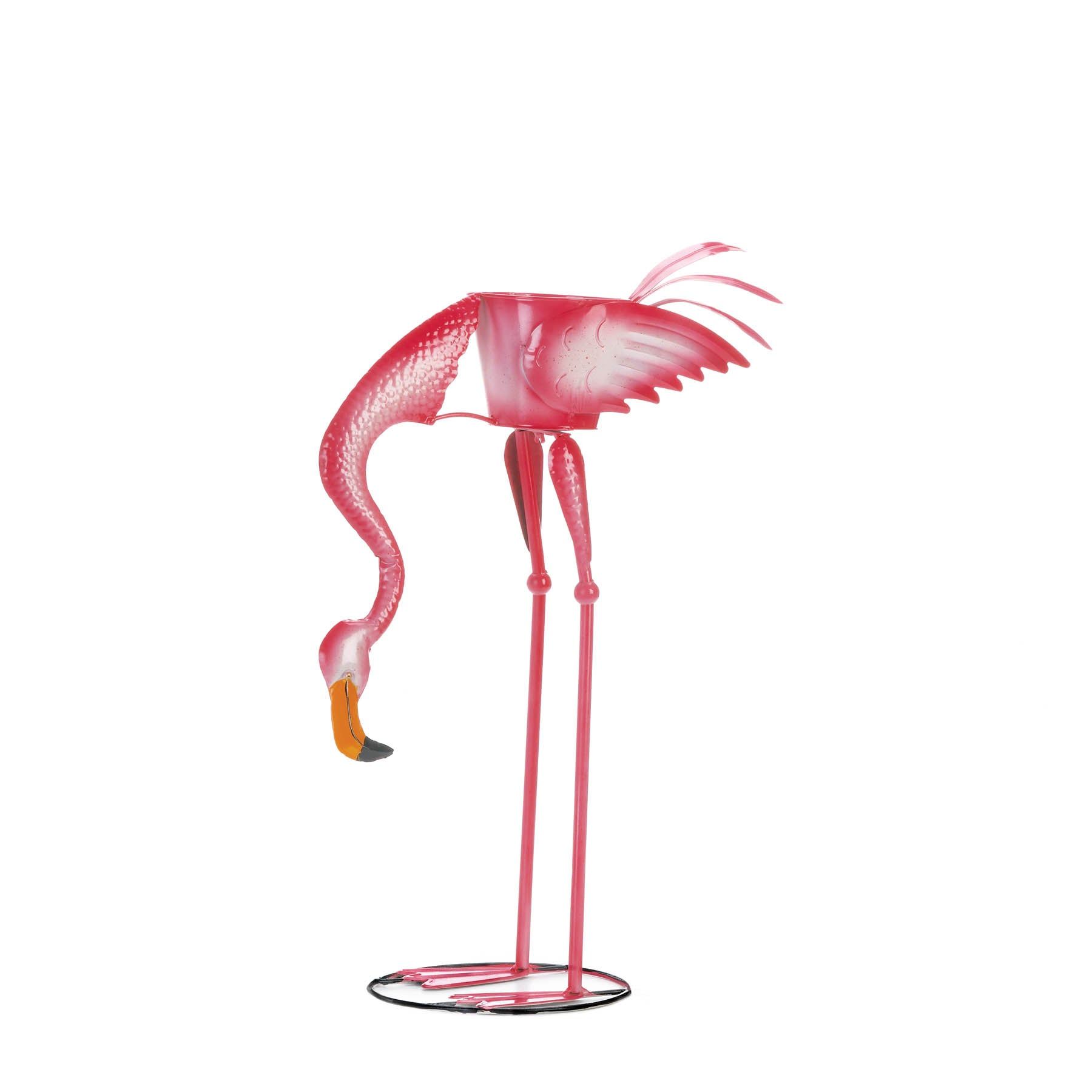 Summerfield Terrace Ready To Eat Flamingo Planter - 10018903