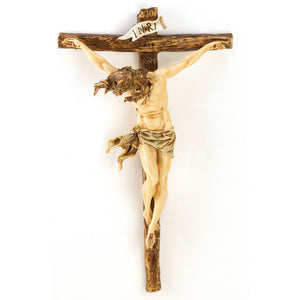 Wings of Devotion Classic Renaissance Crucifix - 12698