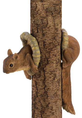 Summerfield Terrace Woodland Squirrel Tree Decor - 12788