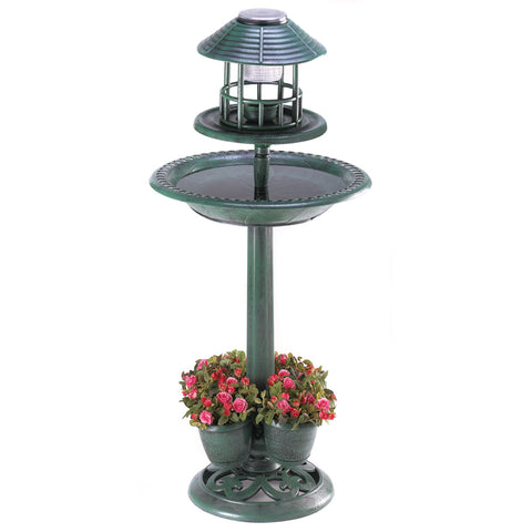Summerfield Terrace Verdigris Garden Centerpiece - 12967