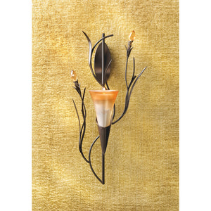 Gallery of Light Dawn Lily Wall Sconce - 13922