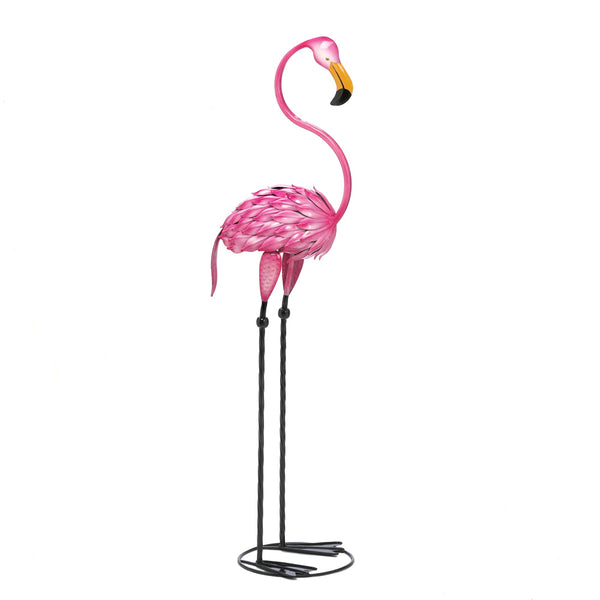Summerfield Terrace Tropical Tango Flamingo Statue - 14944