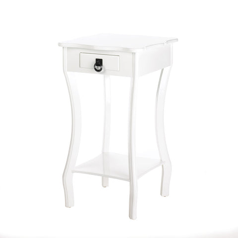 Accent Plus Scalloped Accent Table - 15215