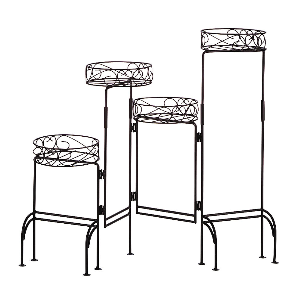 Summerfield Terrace Four-Tier Plant Stand Screen - 31339
