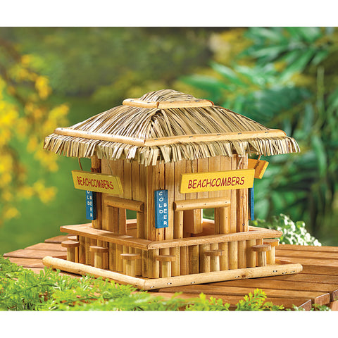 Songbird Valley Beach Hangout Birdhouse - 34715