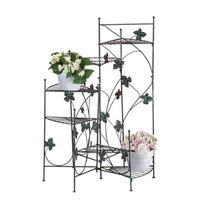 Summerfield Terrace Ivy-Design Staircase Plant Stand - 34764