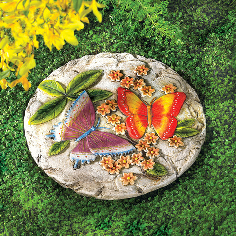 Summerfield Terrace Butterfly Stepping Stone - 38805