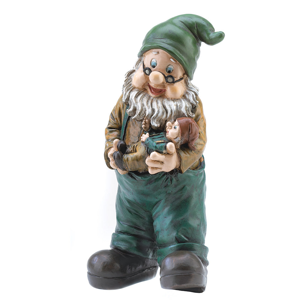 Summerfield Terrace Grandpa Garden Gnome - 39693