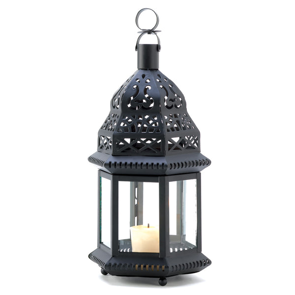 Gallery of Light Moroccan Birdcage Lantern - D1082