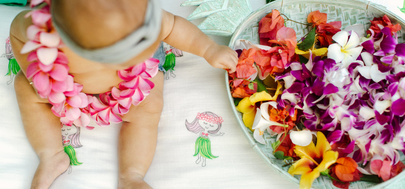 6865f6c2f8ed7 Coco Moon Hawaii - Island Inspired Swaddle Blankets, Clothes, & More!