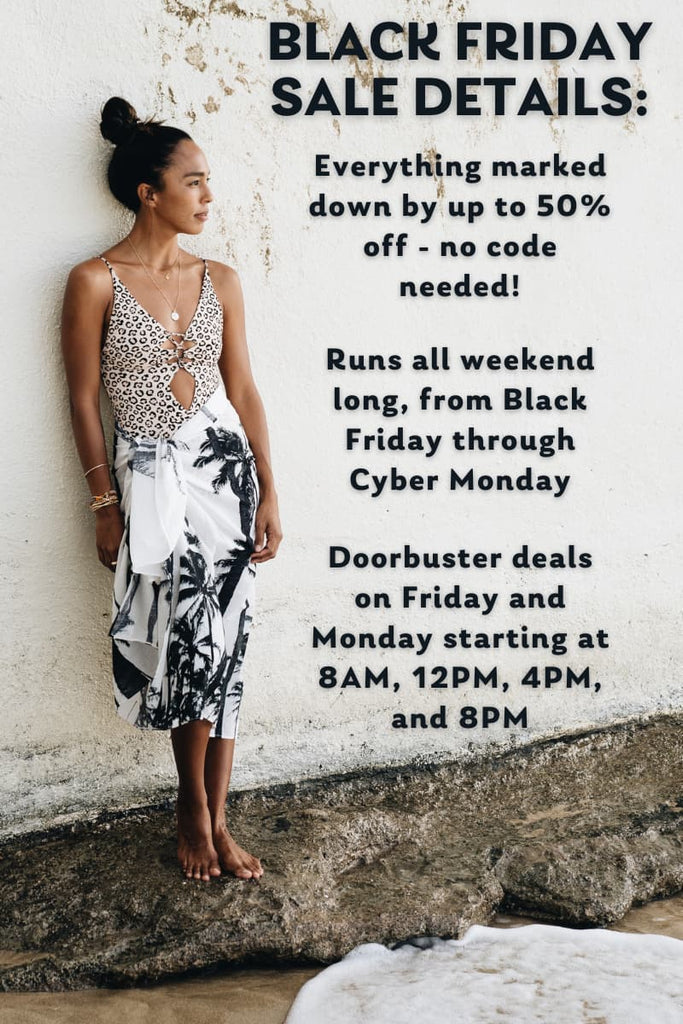 Coco Moon Black Friday Sale Details