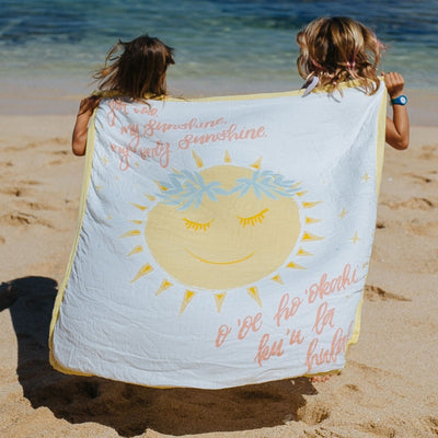 Quilt - You Are My Sunshine Quilt