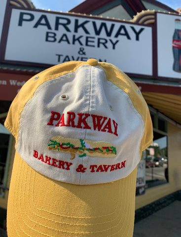 Parkway Classic Hat - YELLOW