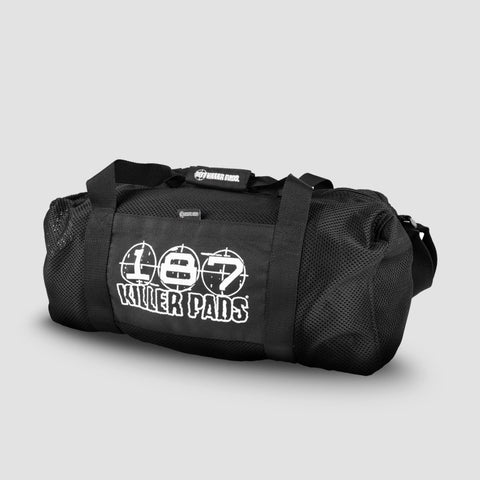 187 Killer Duffle 10 Bag Black