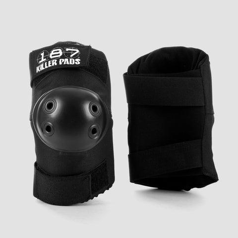 187 Killer Elbow Pads Black