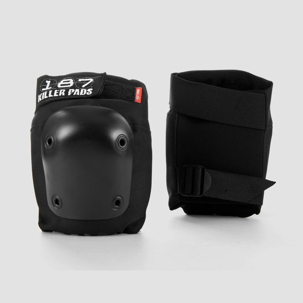 187 Killer Fly Knee Pads Black - Safety Gear