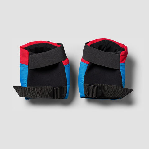 187 Killer Fly Knee Pads Red/White/Blue - Safety Gear