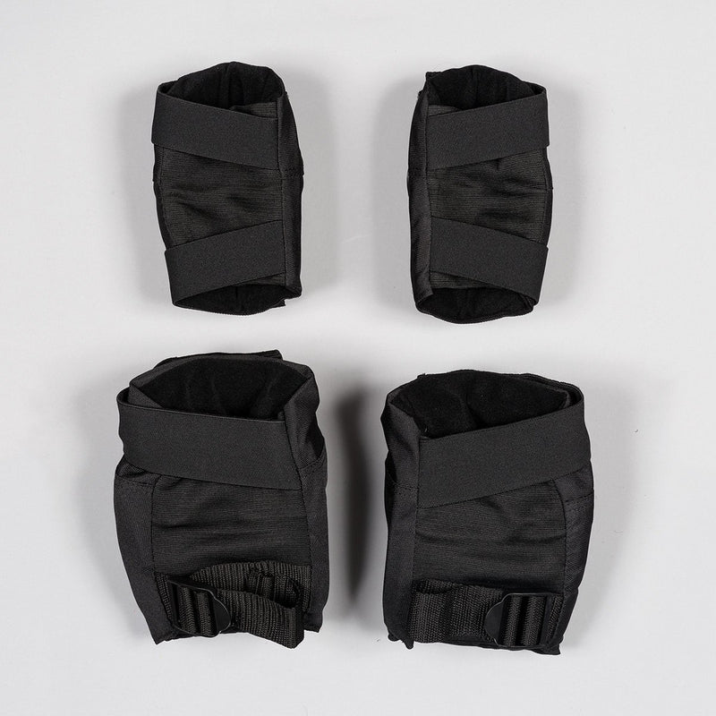 187 Killer Pad Set Combo Pack Black - Safety Gear