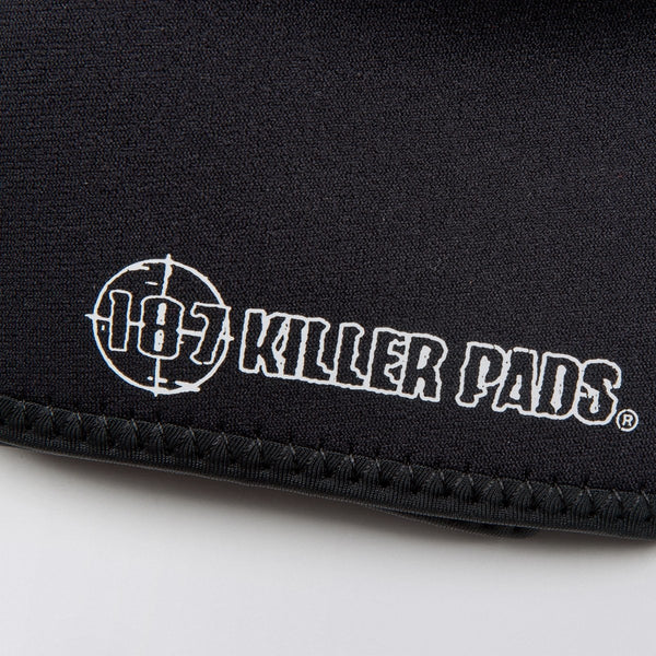 187 Killer Pads Knee Gasket Black - Safety Gear