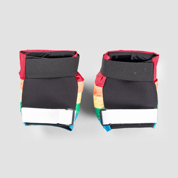 187 Killer Pads Slim Knee Pads Rainbow - Safety Gear