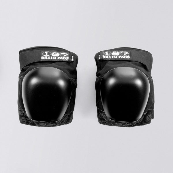 187 Killer Pro Knee Pads Black - Safety Gear