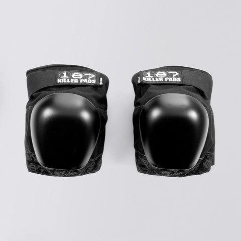 187 Killer Pro Knee Pads Black