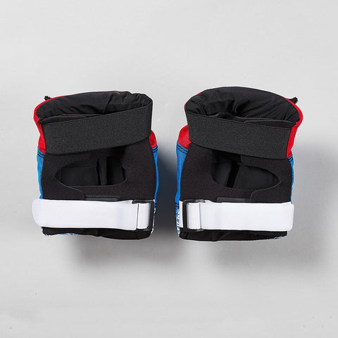 187 Killer Pro Knee Pads Red/White/Blue - Safety Gear