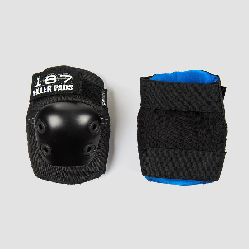187 Killer Slim Elbow Pads Black - Safety Gear