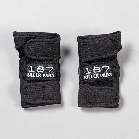 187 Killer Wrist Guards Black - Kids