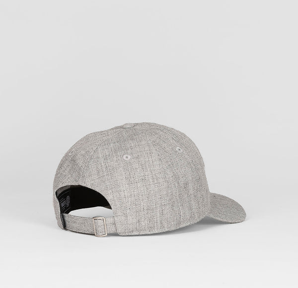 Element Fluky Dad Cap Grey Heather