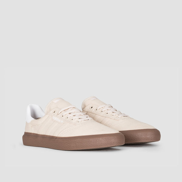 adidas 3MC Clear Brown/Footwear White/Gum5 - Unisex L - Footwear