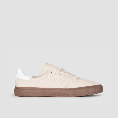 adidas 3MC Clear Brown/Footwear White/Gum5 - Unisex S