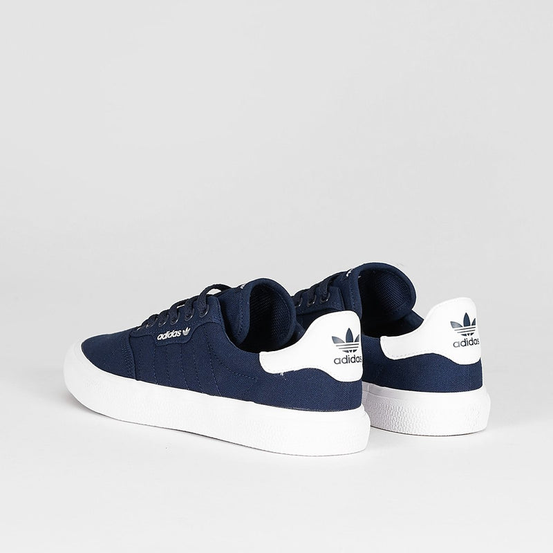 adidas 3MC Collegiate Navy/Collegiate Navy/Footwear White - Unisex L - Footwear