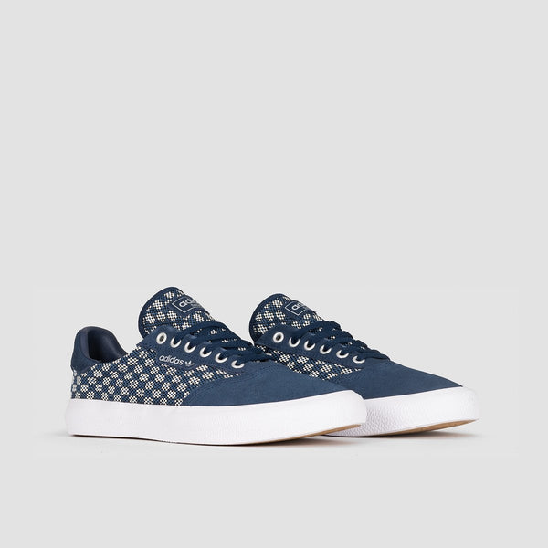 adidas 3MC Collegiate Navy/Footwear White/Core Black - Unisex L - Footwear