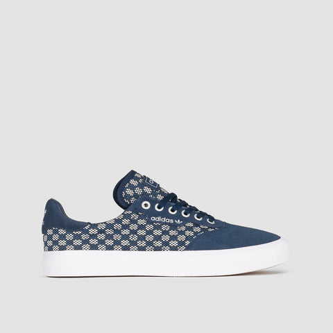 adidas 3MC Collegiate Navy/Footwear White/Core Black - Unisex L