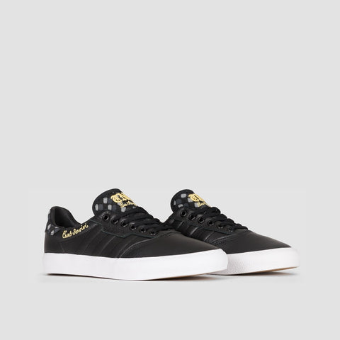 adidas 3MC X Truth Never Told Core Black/Footwear White/Matte Gold - Unisex L - Footwear