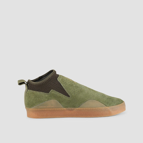 adidas 3ST.002 Base Green/Night Cargo/Gum4