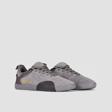 adidas 3ST.003 Grey Four/Carbon/Gold Metallic - Footwear