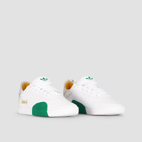 adidas 3ST.003 X Nakel Footwear White/Bold Green/Bold Gold - Footwear