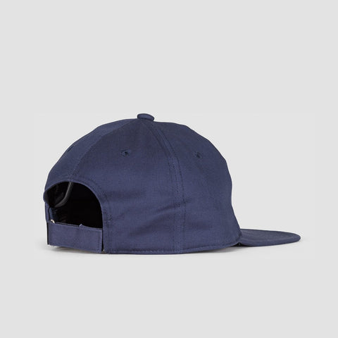 adidas 6 Panel Push Cap Collegiate Navy - Accessories