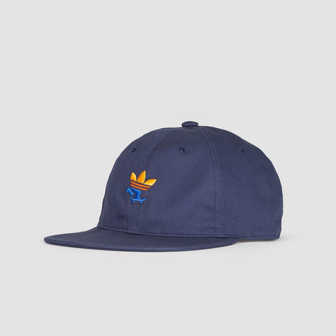 adidas 6 Panel Push Cap Collegiate Navy