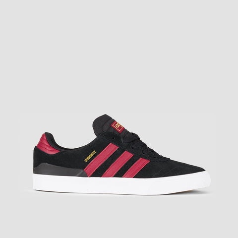 adidas Busenitz Vulc Core Black/Collegiate Burgundy/Footwear White