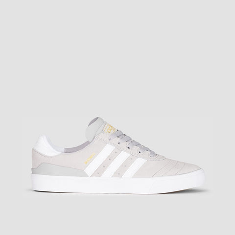adidas Busenitz Vulc Grey Two F17/Footwear White/Gold Metallic