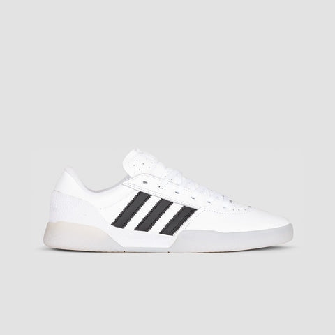 adidas City Cup Footwear White/Core Black/Lgh Solid Grey