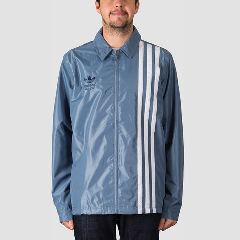 adidas Civilian Snow Jacket Raw Steel S18/Easy Yellow/White