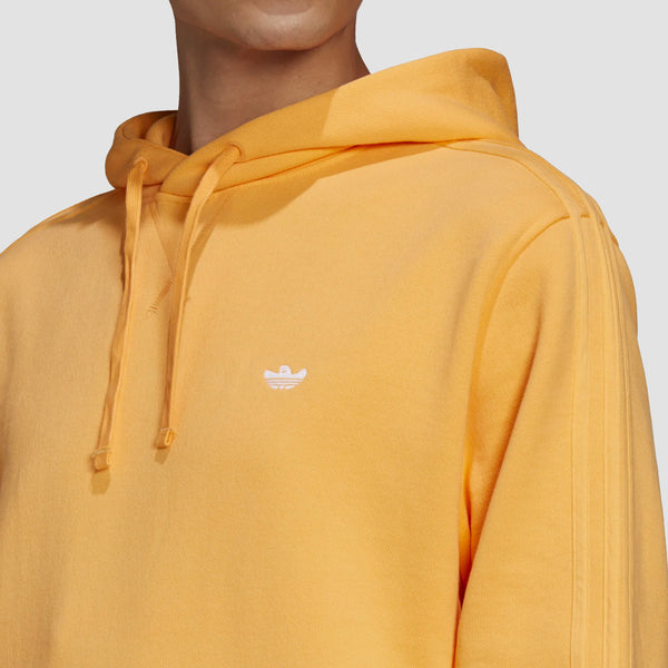adidas Heavyweight Shmoofoil Pullover Hood Hazy Orange/White - Unisex