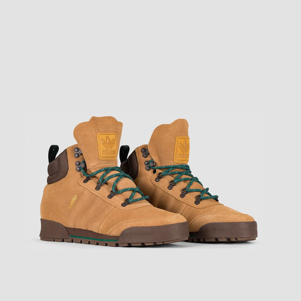 adidas Jake Boot 2.0 Raw Desert/Brown/Collegiate Green - Footwear