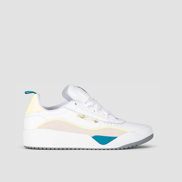 adidas Liberty Cup Footwear White/Chalk White/Hi-Res Yellow - Footwear