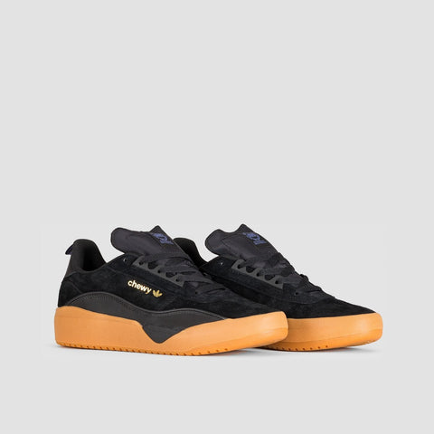 adidas Liberty Cup X Chewy Core Black/Gold Metallic/Gum 2 - Footwear